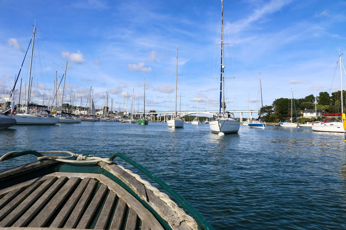 paysage bateau trinite sur mer